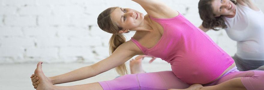 activités physiques pratiquer quand on est enceinte