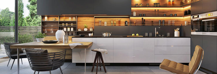 Achat de meubles de cuisine