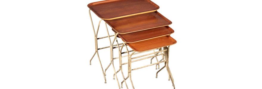 Modèles de tables pliantes