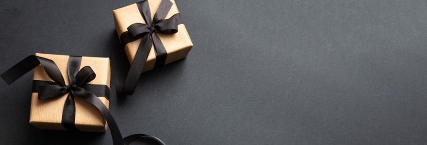 coffret cadeau aux produits bio
