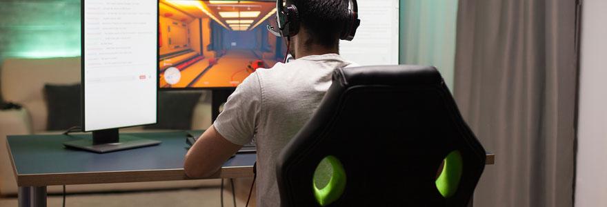 bureau gamer