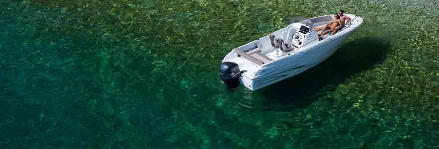 moteur de votre bateau